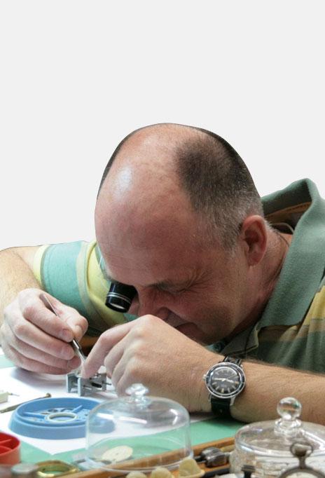 Oprava hodin a hodinek